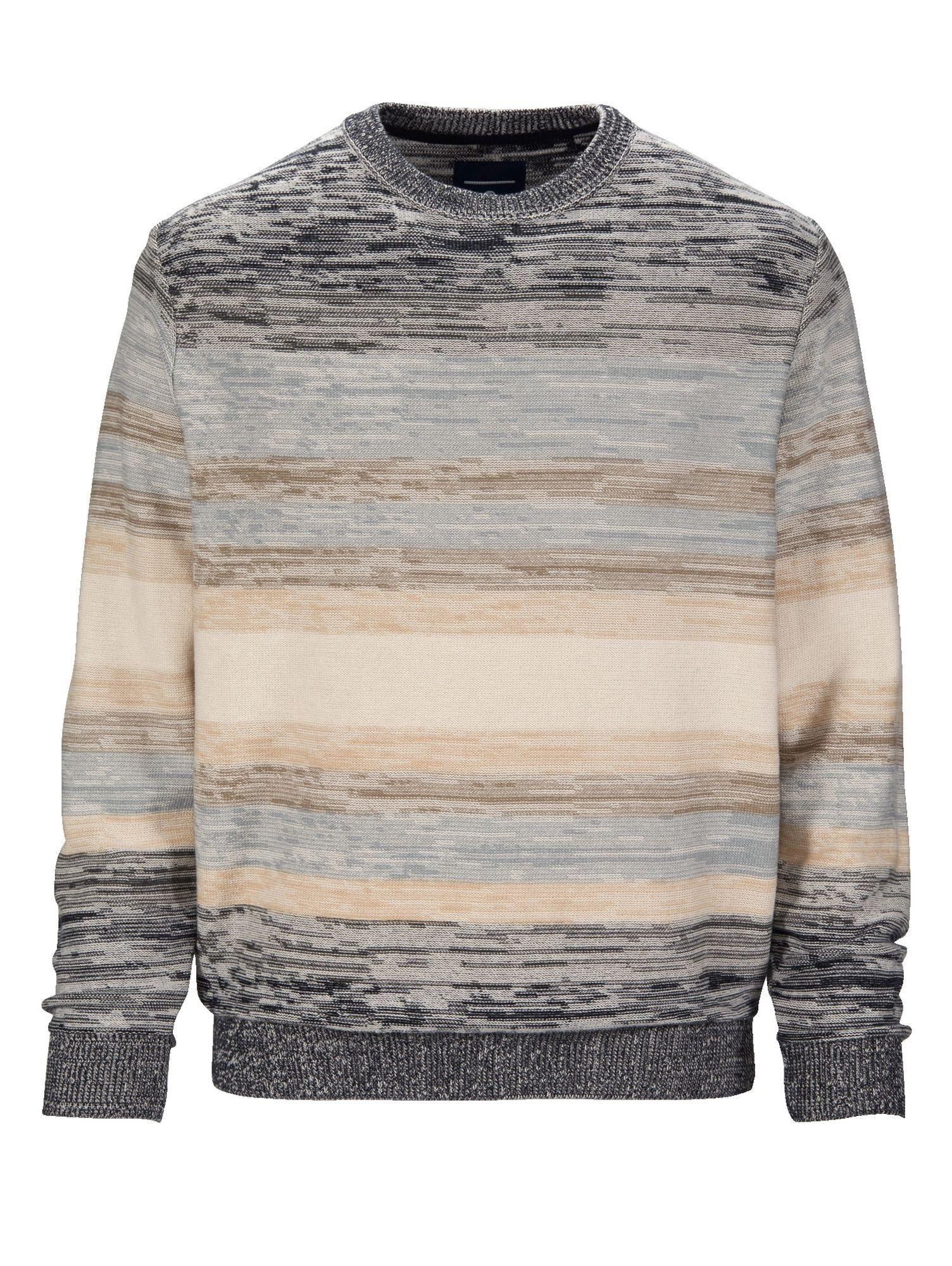 Babista Pullover mit garngefärbtem Farbverlauf