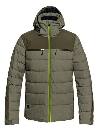 Leaf »the Grape Snowboardjacke Quiksilver Edge« lJT1KFc