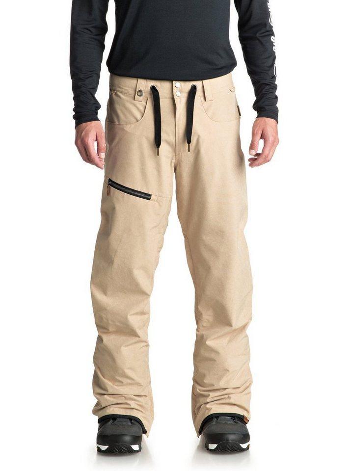 Quiksilver Snowboardhose »Forest Oak« | Sportbekleidung > Sporthosen > Snowboardhosen | Quiksilver