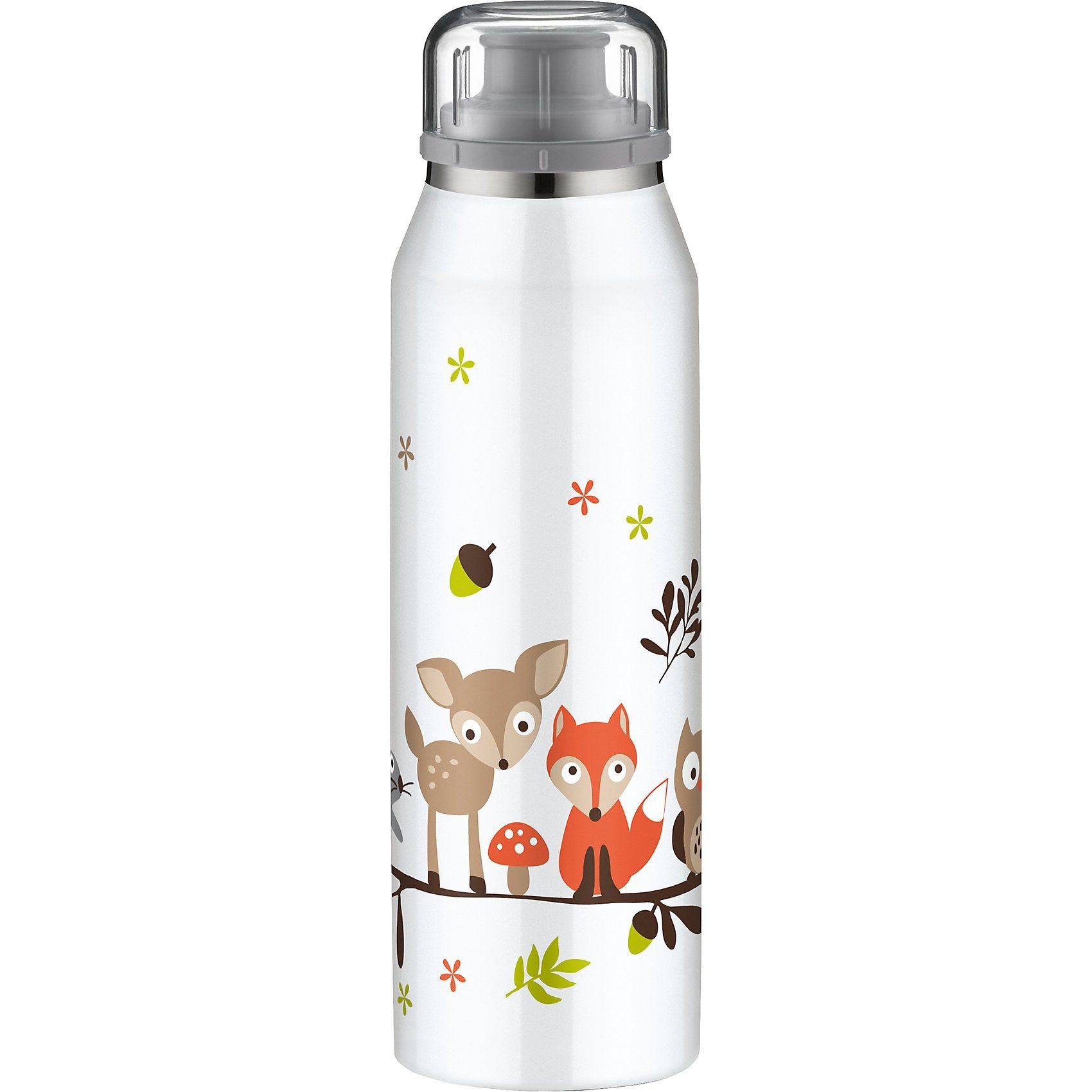Alfi Isolier-Trinkflasche isoBottle Forest Animals, 500 ml