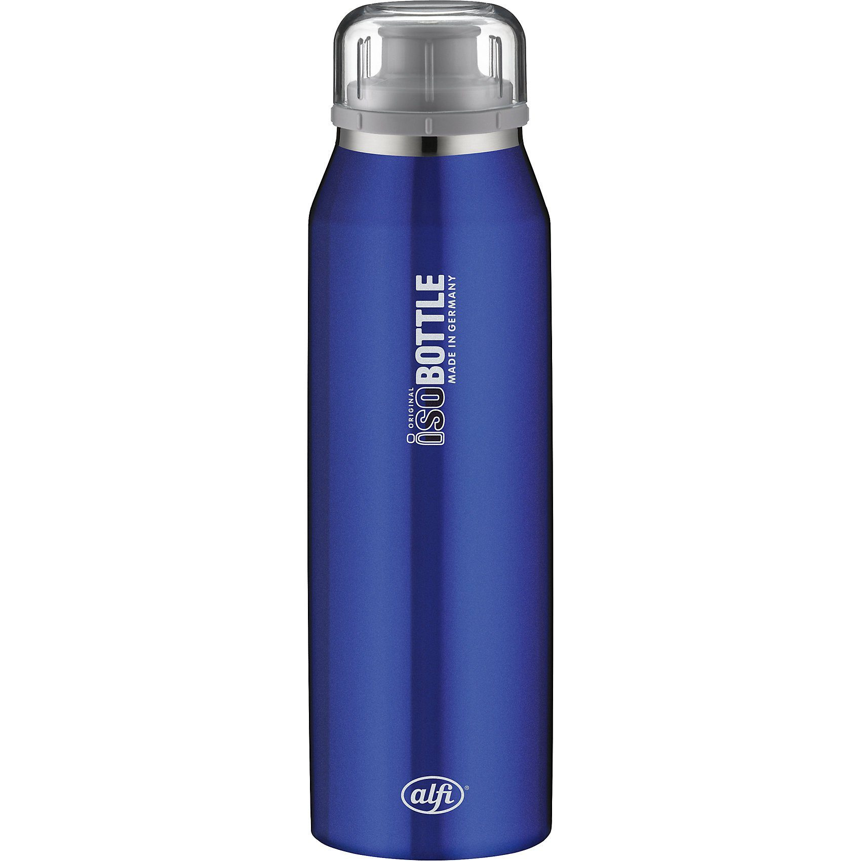Alfi Isolier-Trinkflasche isoBottle Pure Blau, 500 ml