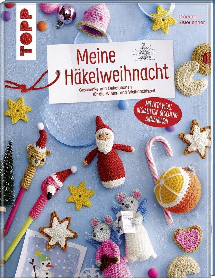 """Topp Buch """"Meine Häkelweihnacht"""" 96 Seiten kaufen"""