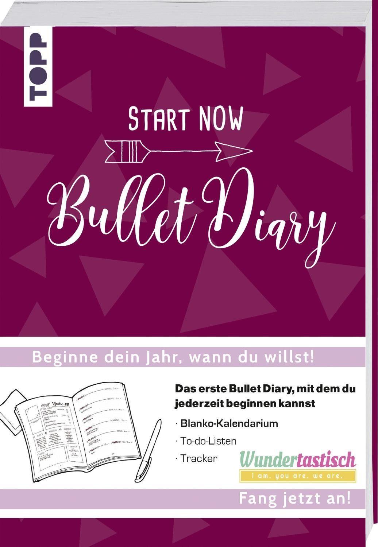 """Topp Buch """"My Bullet Diary - Beginne Dein Jahr, wann du willst!"""""""