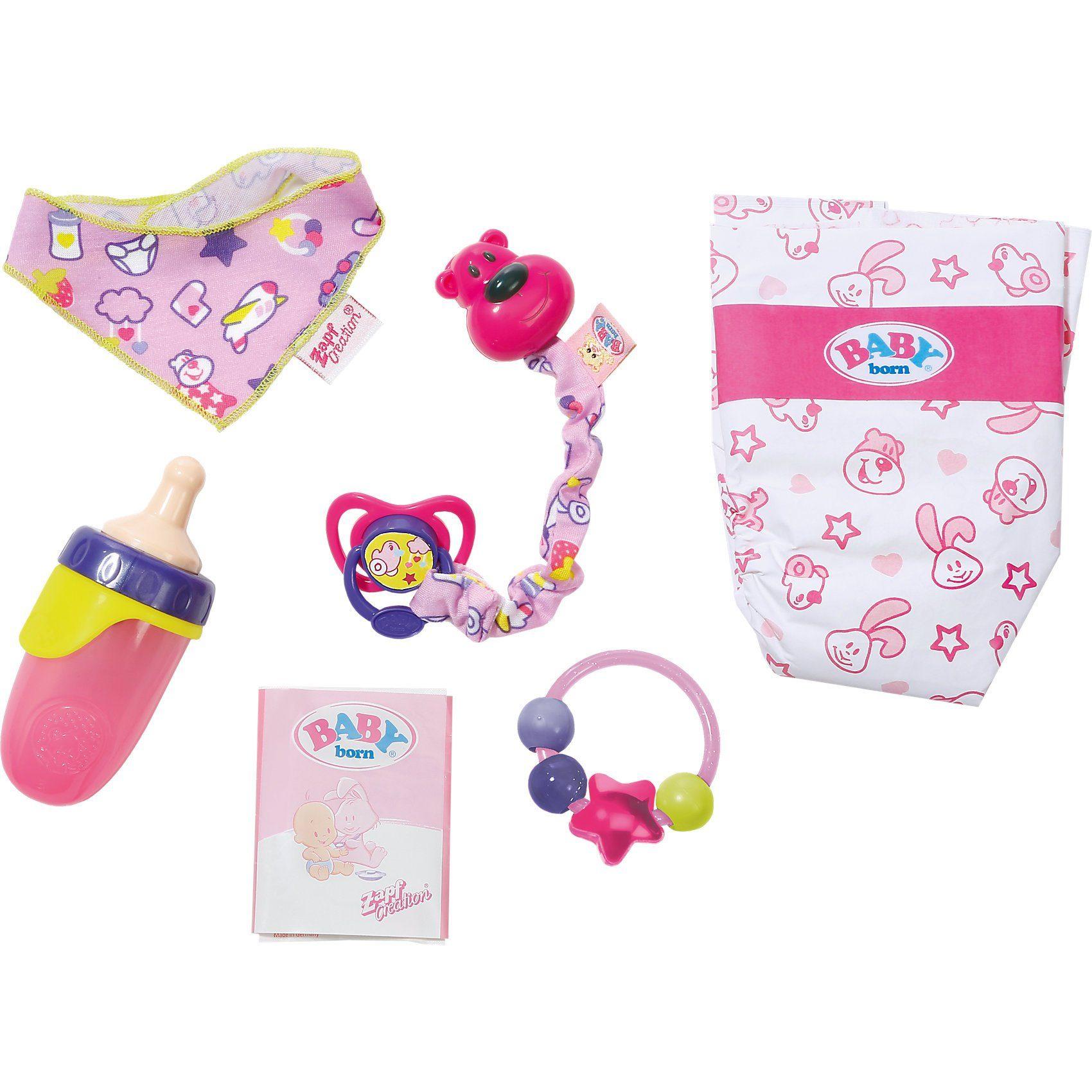 Zapf Creation® BABY born® Basic Starter Set