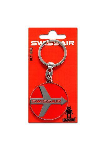 LOGOSHIRT Брелок для ключей с Swissair-Logo