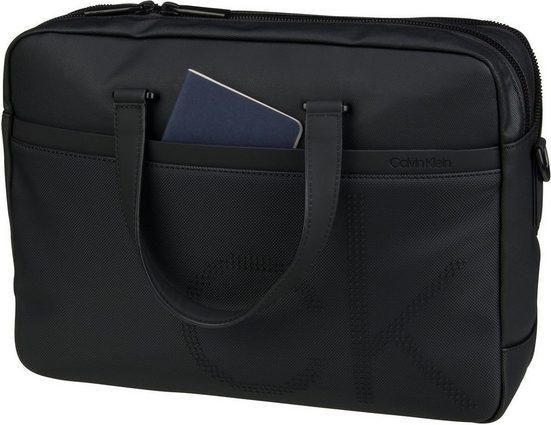 »ck Bag« Point Calvin Klein Aktentasche Laptop xqYwYEUvfn