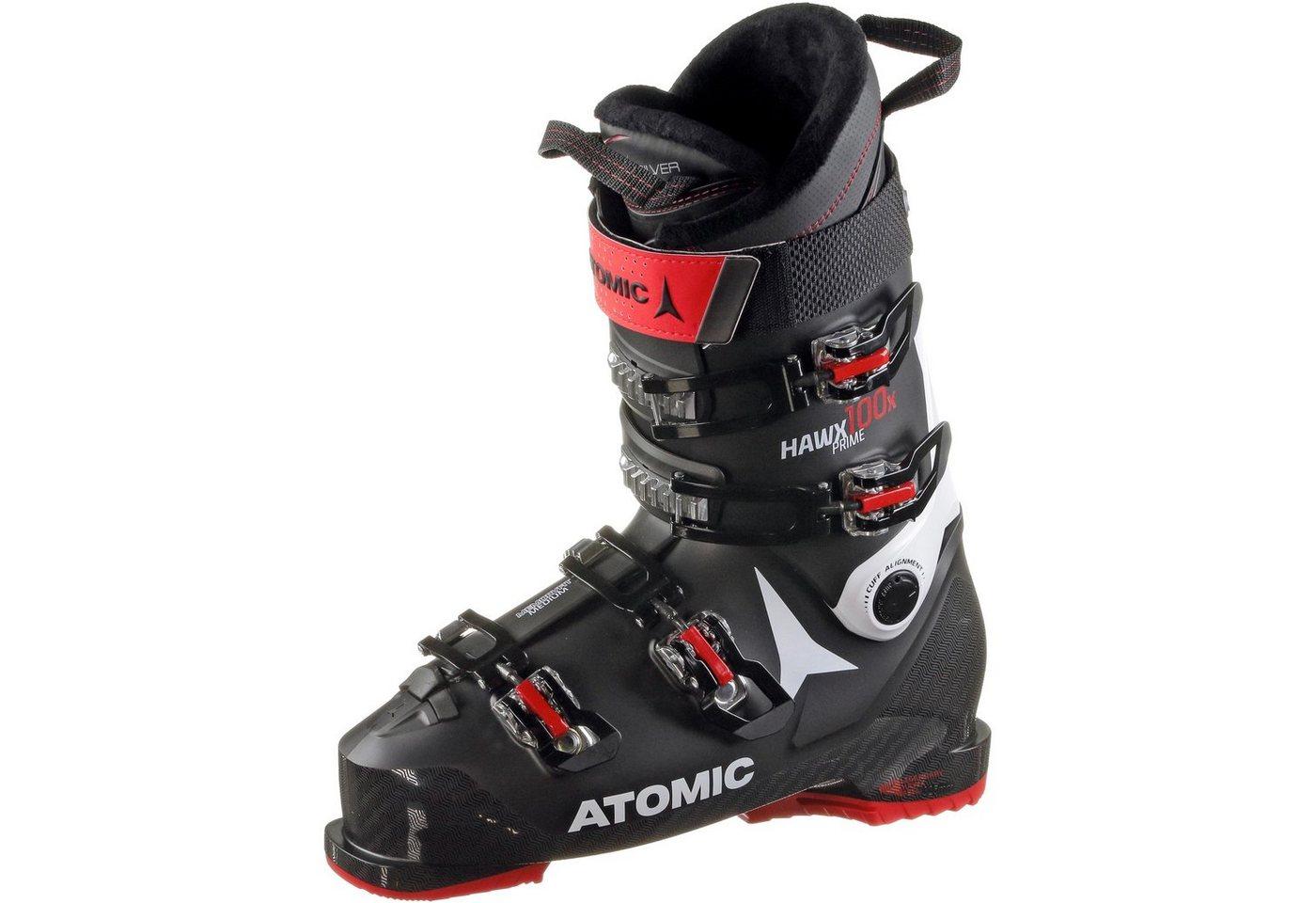 Damen Atomic HAWX PRIME 100 X Wintersportschuh schwarz   00887445147527