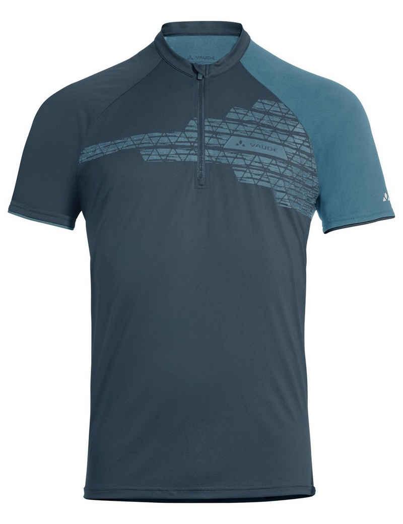VAUDE T-Shirt »Men's Altissimo Shirt« (1-tlg) Grüner Knopf