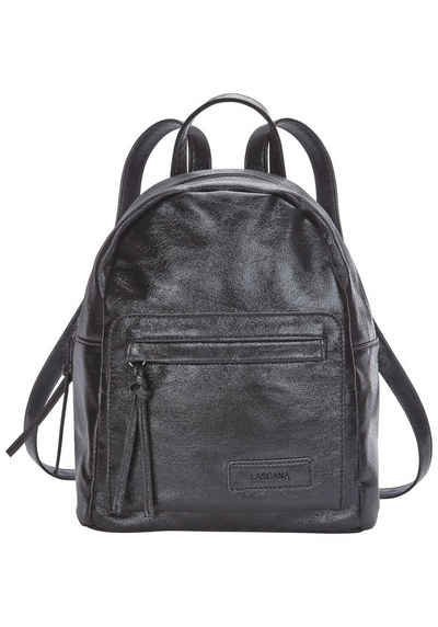 dcb3d11132f41 Rucksack in schwarz online kaufen