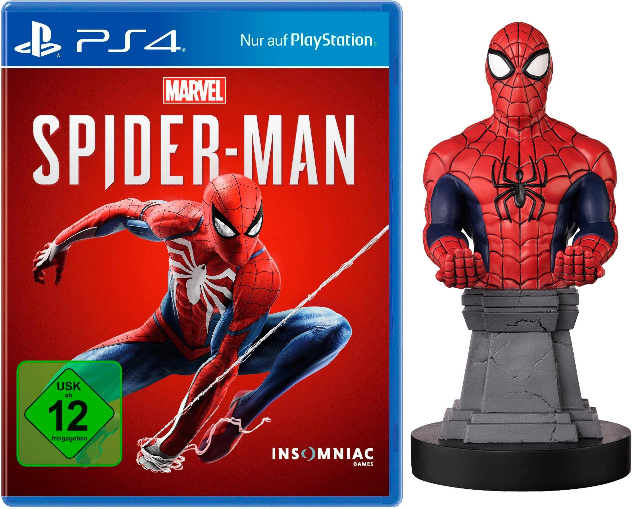 Spider-Man + Spider-Man Cable Guy PlayStation 4