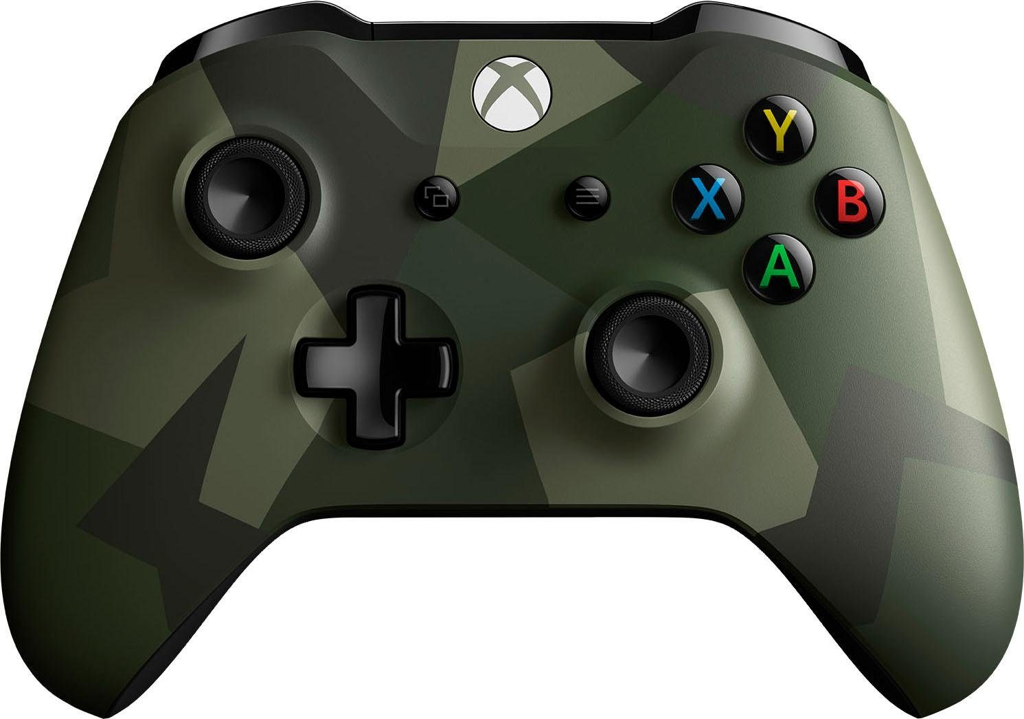 Xbox One »Xbox Wireless Controller Armed Forces SE« Controller