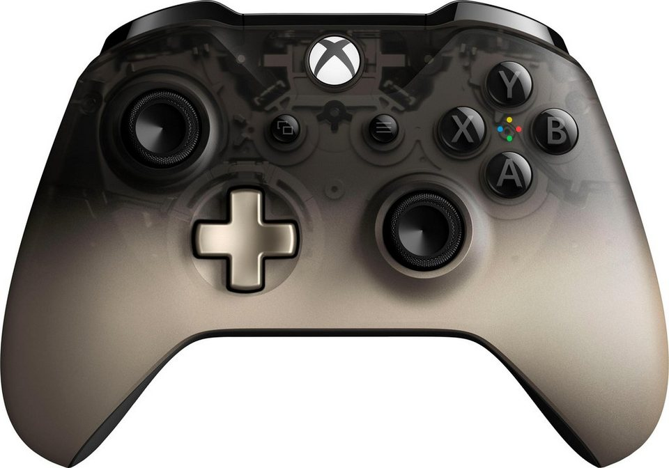 xbox one wireless phantom black se controller otto. Black Bedroom Furniture Sets. Home Design Ideas