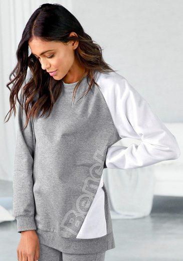 Bench. Sweatshirt im Colorblocking-Design