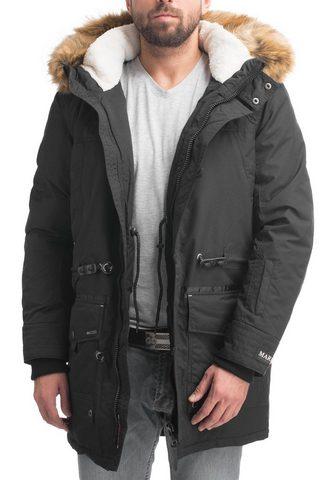 MARIKOO Пальто зимнее »Ansaya«