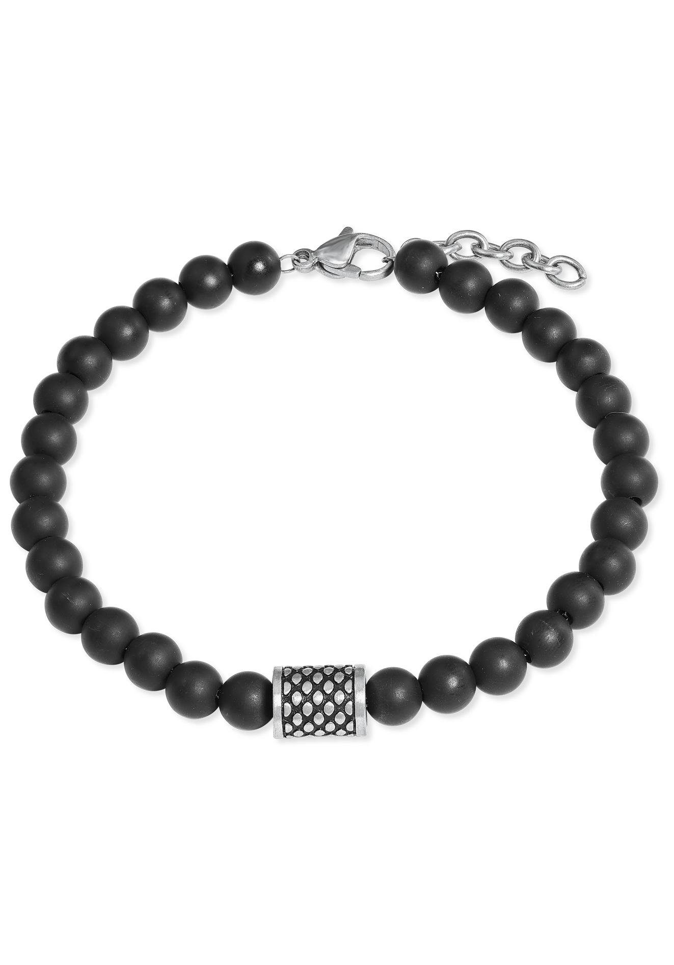 s.Oliver RED LABEL Armband »2022628« mit Onyx