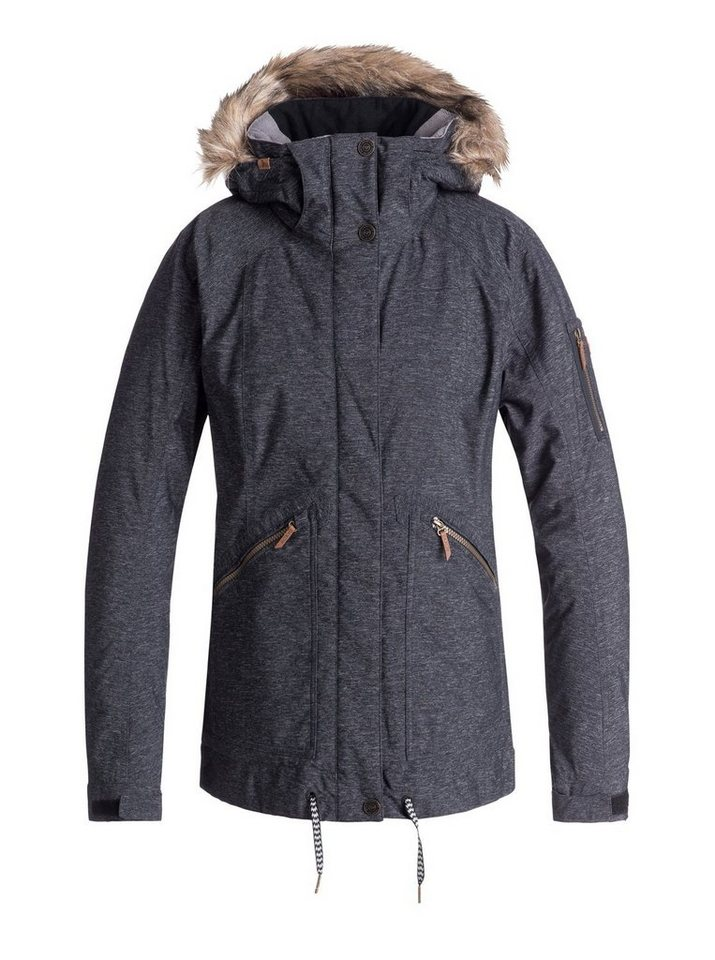 Roxy Snowboardjacke »Meade« | Sportbekleidung > Sportjacken > Snowboardjacken | Schwarz | Polyester - Nylon - Twill - Taft - Trikot | Roxy