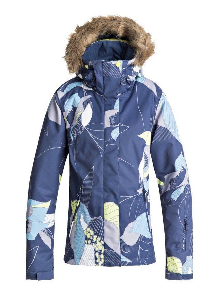 Roxy Snowboardjacke »Jet Ski« | Sportbekleidung > Sportjacken > Snowboardjacken | Blau | Roxy
