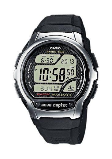 Casio Funk Funkchronograph »WV-58E-1AVEF«