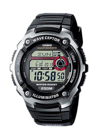 Casio Funk Funkchronograph »WV-200E-1AVEF« in schwarz