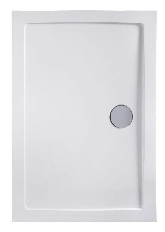 Duschwanne »SMC«, 120 x 90 cm | Bad > Duschen > Duschwannen | Weiß
