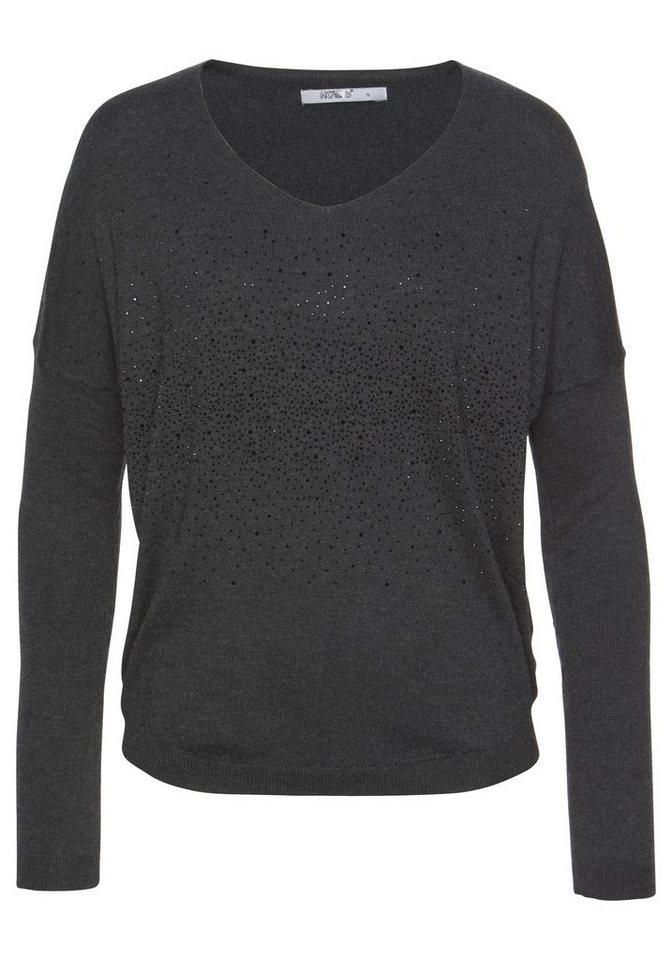 HaILY'S V-Ausschnitt-Pullover »SHANIA«