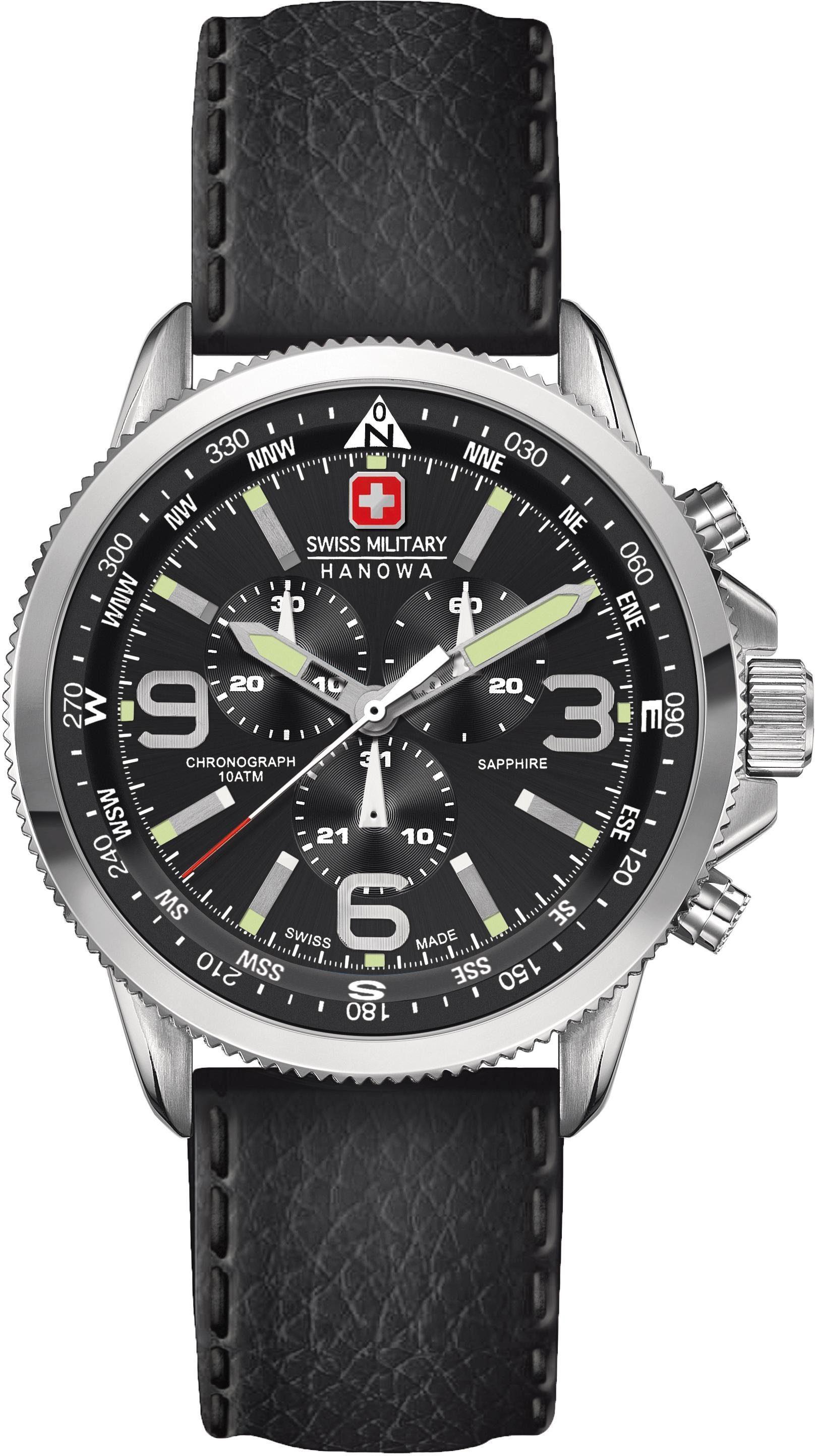 Swiss Military Hanowa Chronograph »ARROW CHRONO, 06-4224.04.007« mit kleiner Sekunde