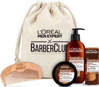 L'Oréal Paris Men Expert, »Barber Club Premium«, Bartpflege-Set