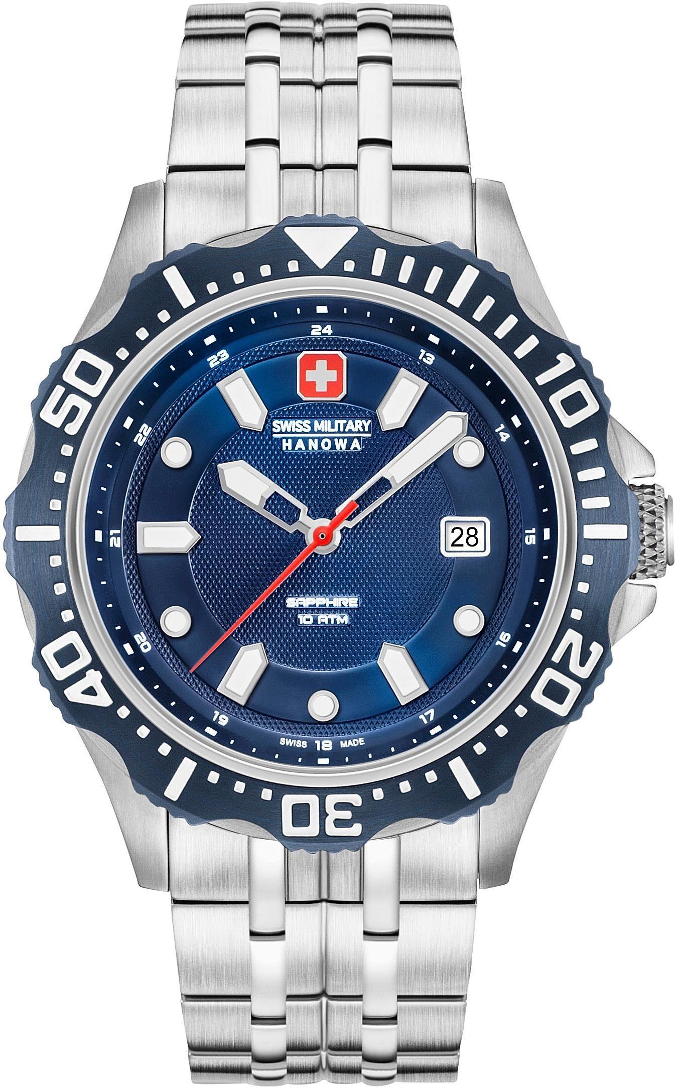 Swiss Military Hanowa Schweizer Uhr »PATROL, 06-5306.04.003«