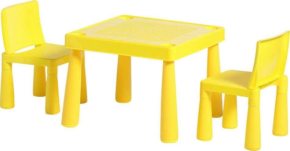 Home affaire Kinder Sitzgruppe »Hannah«, gelb