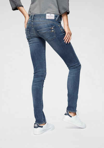 696a12719dcd Herrlicher Slim-fit-Jeans »PIPER SLIM« Low Waist