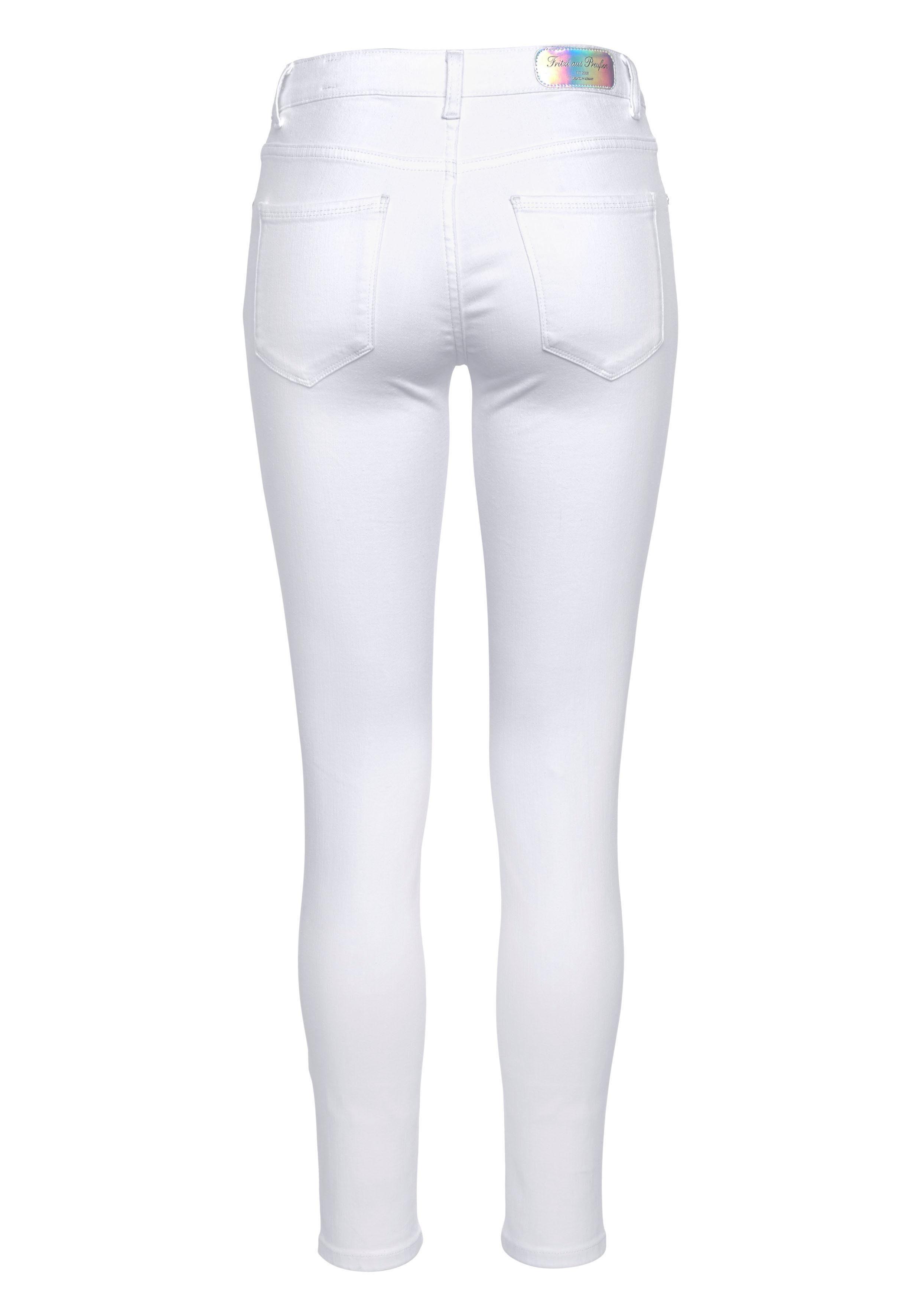 Preußen fit Aus länge Online jeans Kaufen Fritzi Cropped« In »downey Skinny Ankle NXOk8n0wPZ
