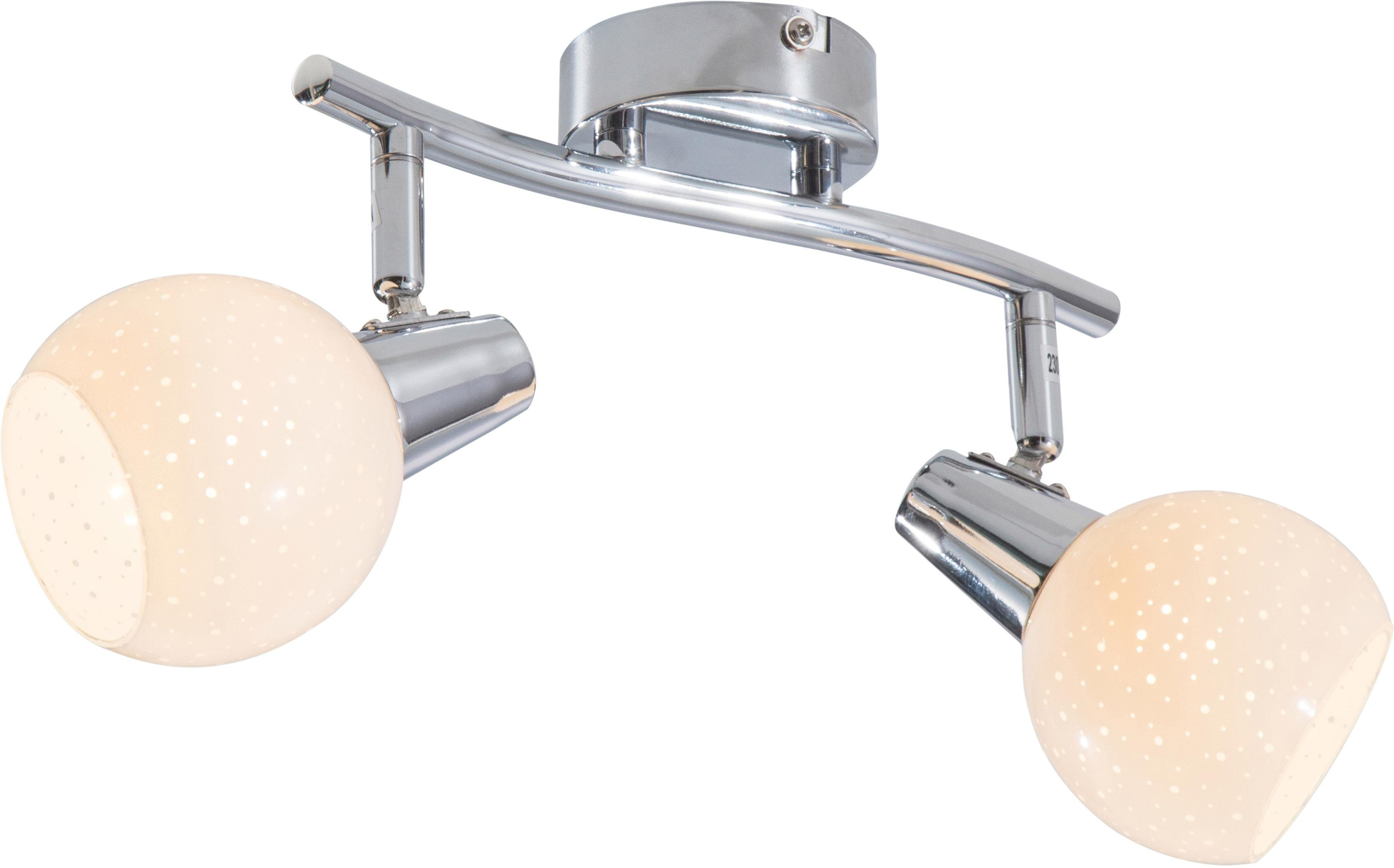 Nino Leuchten LED Deckenstrahler »DOXY«, 2-flammig