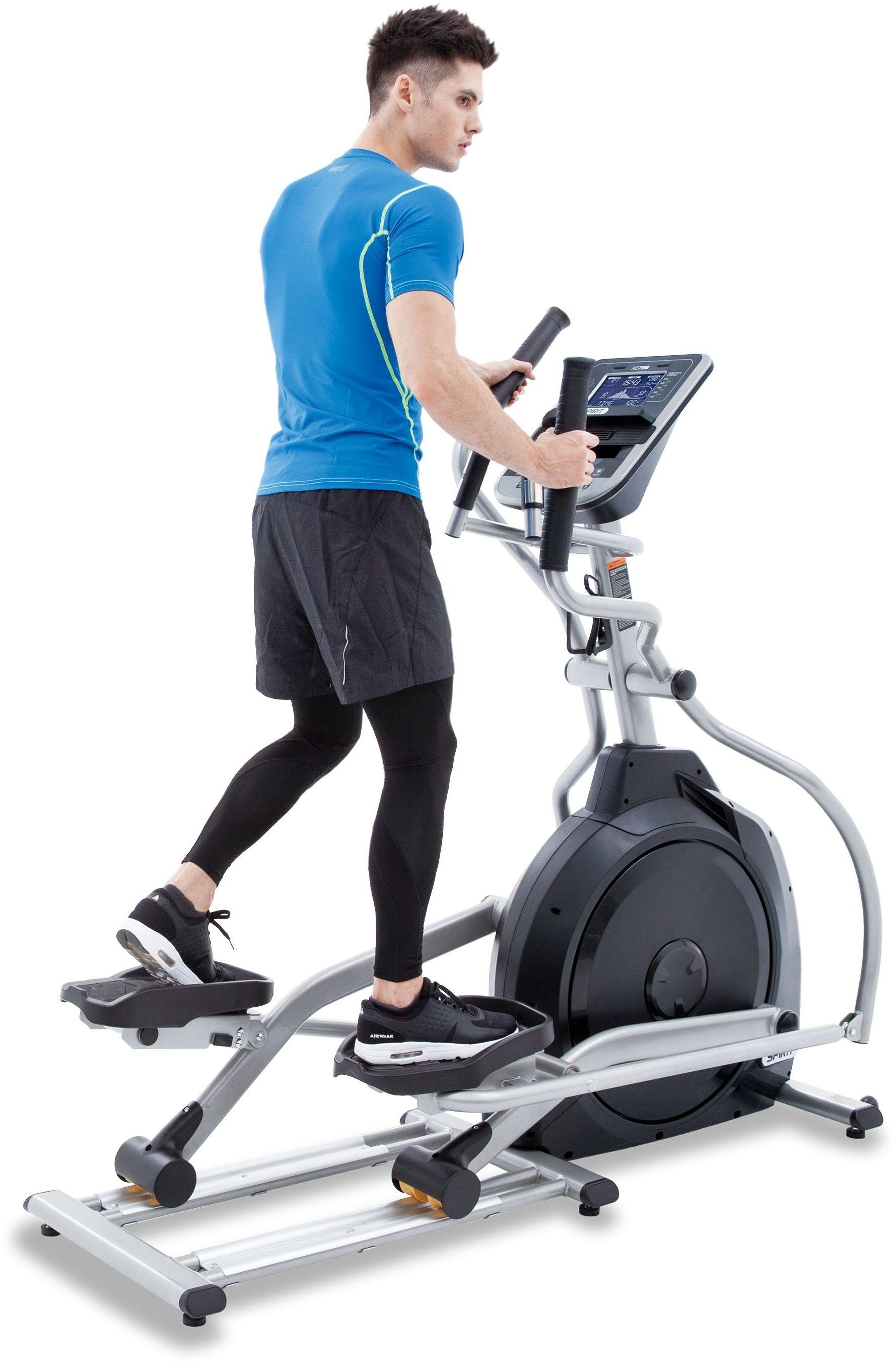 Crosstrainer Spirit Fitness DRE40 Ausdauertraining