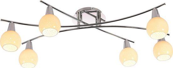 Nino Leuchten LED Deckenstrahler »DOXY«, 6-flammig