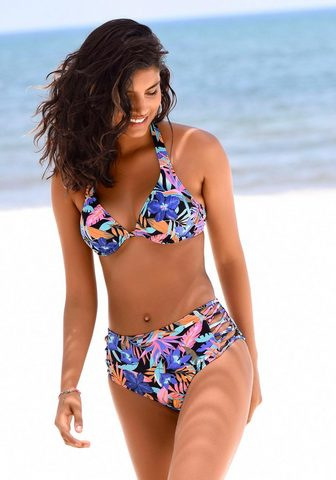 BENCH. Highwaist-Bikini-Hose »Pitch&laq...