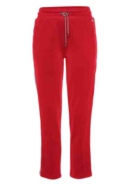 TOMMY JEANS Jogger Pants mit go-faster-Streifen