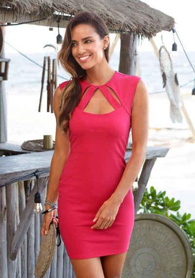 Abendkleid In Rosa Pink Online Kaufen Otto