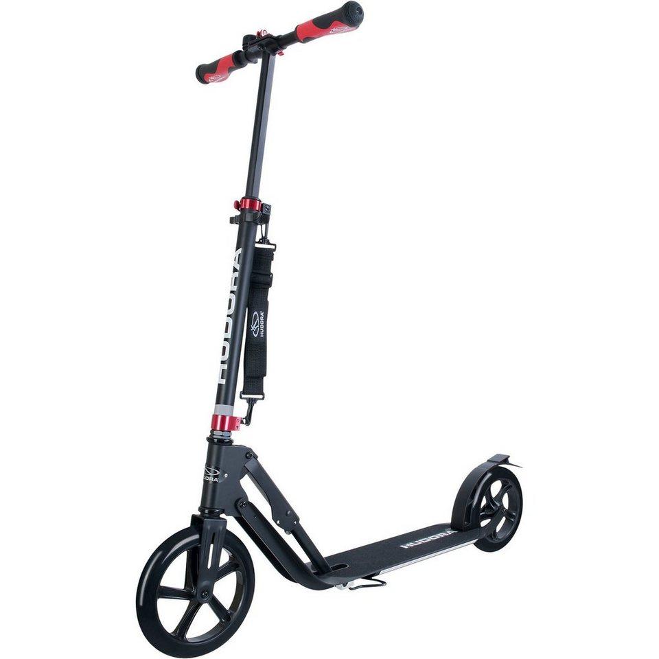 hudora scooter big wheel style 230 schwarz kaufen otto. Black Bedroom Furniture Sets. Home Design Ideas