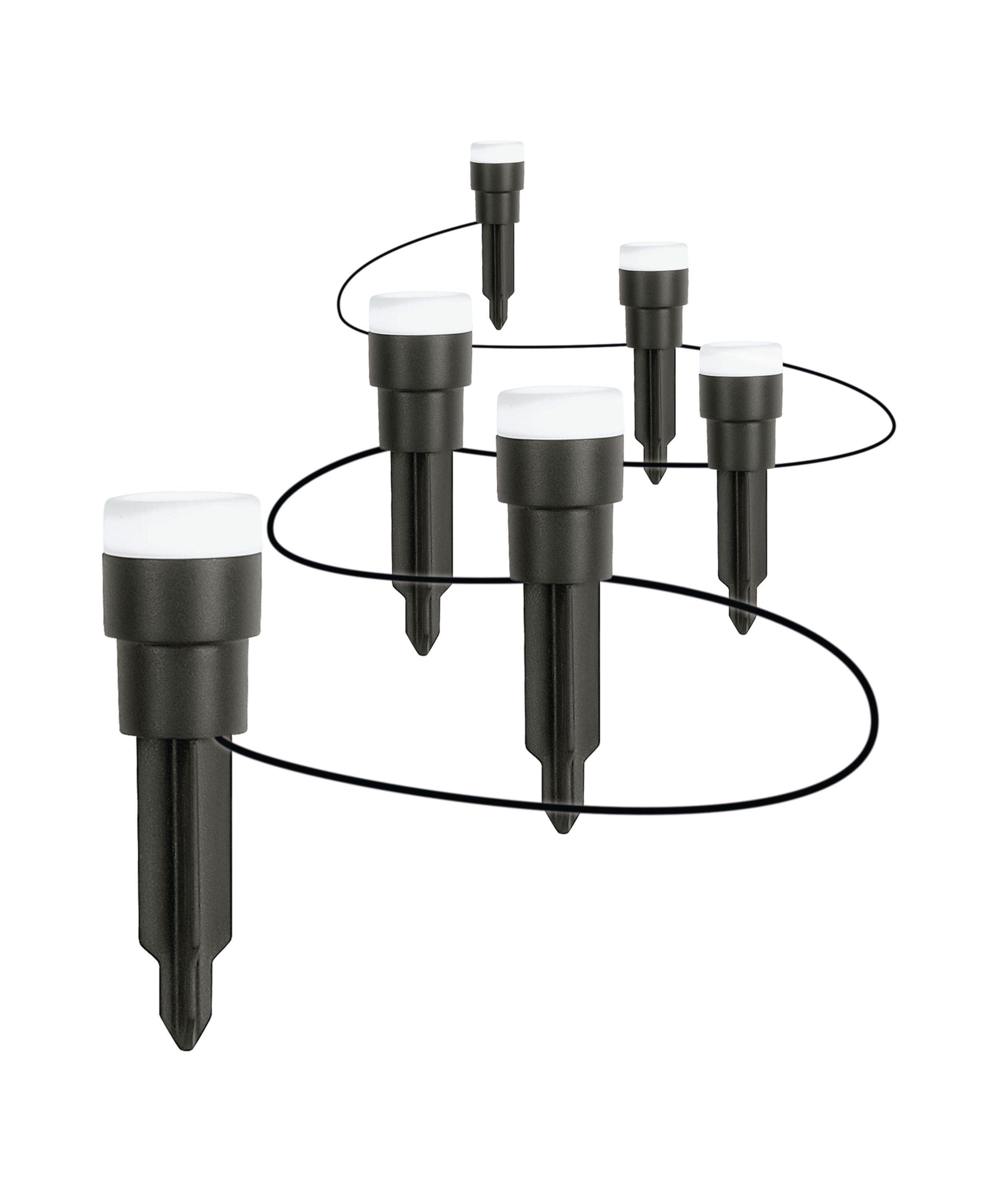 Osram LED Lichterkette mit 6 Leuchten »ENDURA GARDEN Dot 6 Lights«