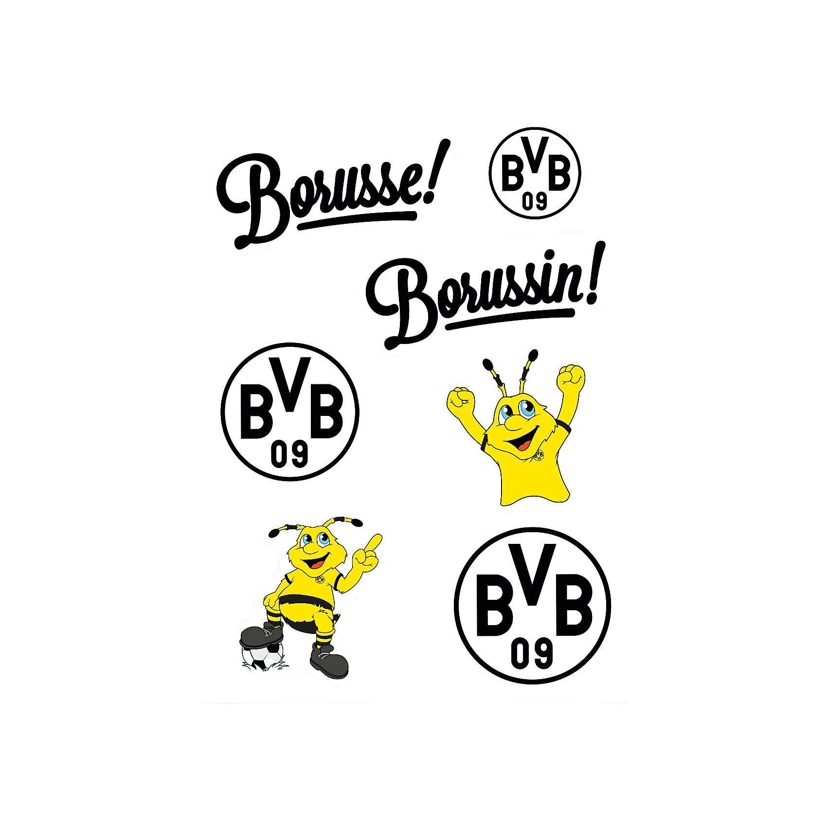 Aufkleber BVB