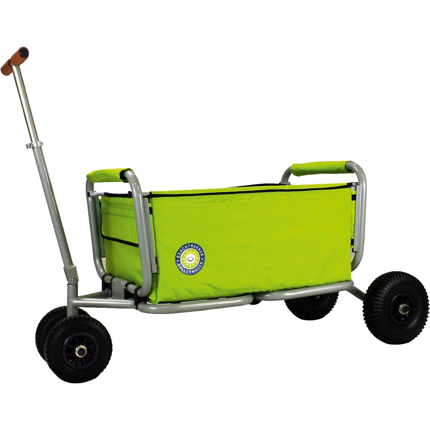 Beachtrekker Bollerwagen Life, grün