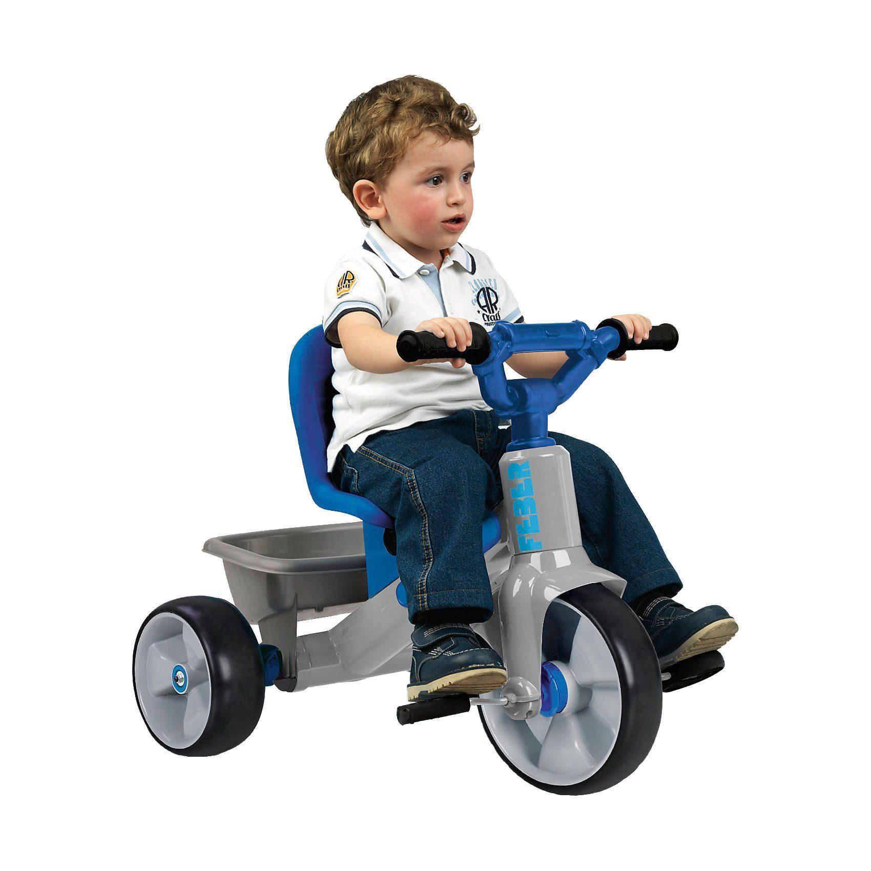 Feber® Dreirad Baby Twist blau