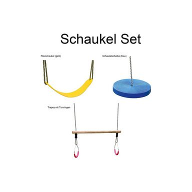 Karibu Schaukel Set