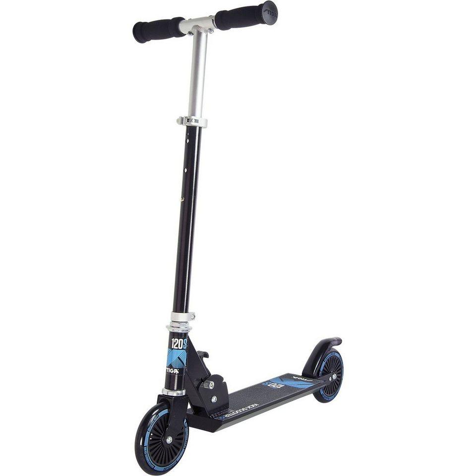 stiga scooter comet 120 s altersempfehlung ab 5 jahren. Black Bedroom Furniture Sets. Home Design Ideas