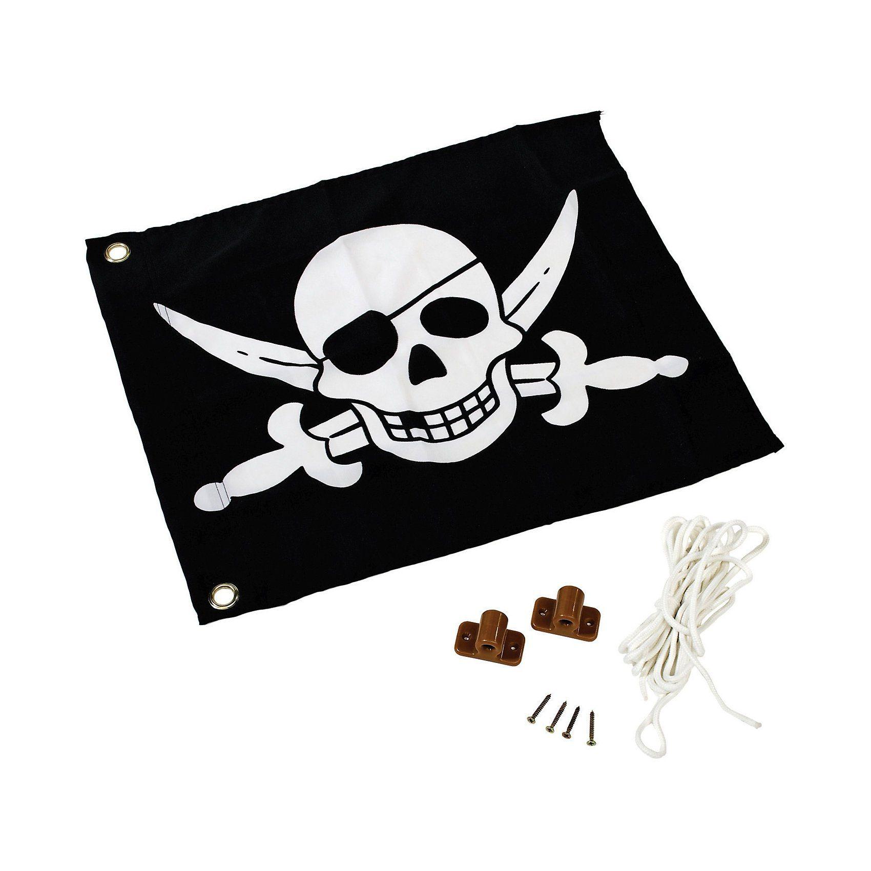 Karibu Piratenfahne