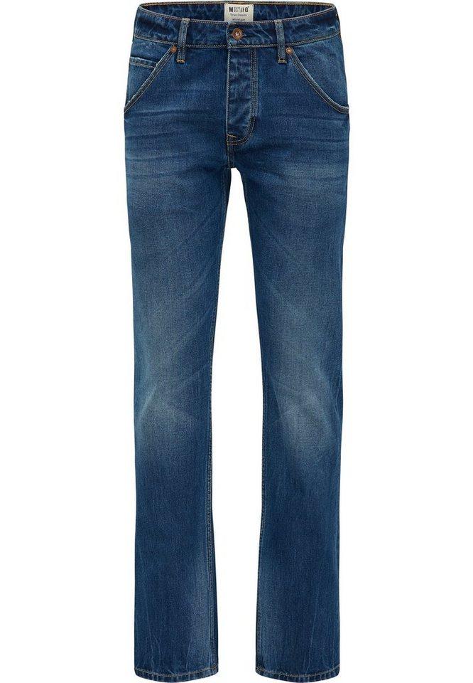 mustang jeans michigan straight 5 pocket stil online. Black Bedroom Furniture Sets. Home Design Ideas