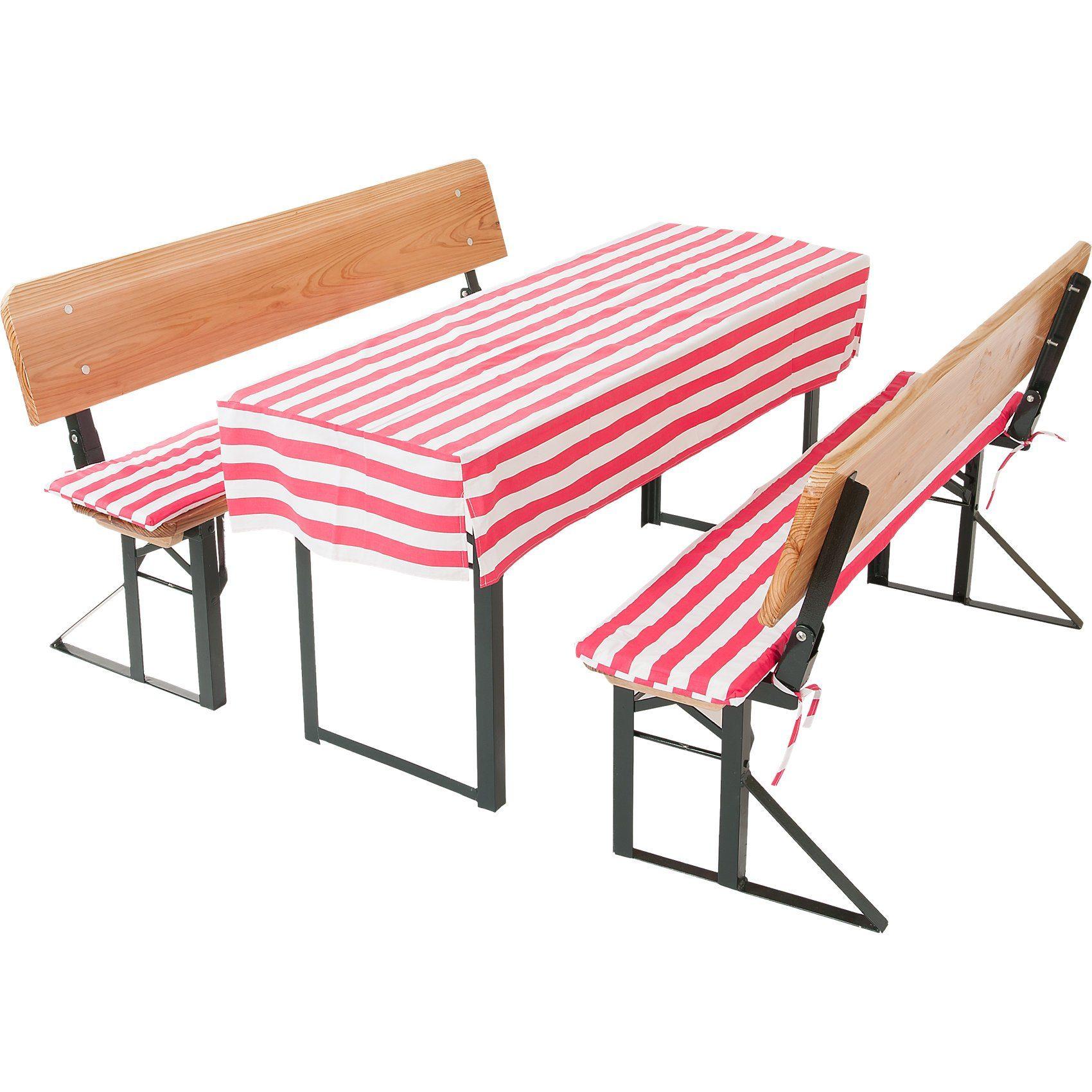Pinolino® Tischhusse für Kinderfestzeltgarnituren, 110