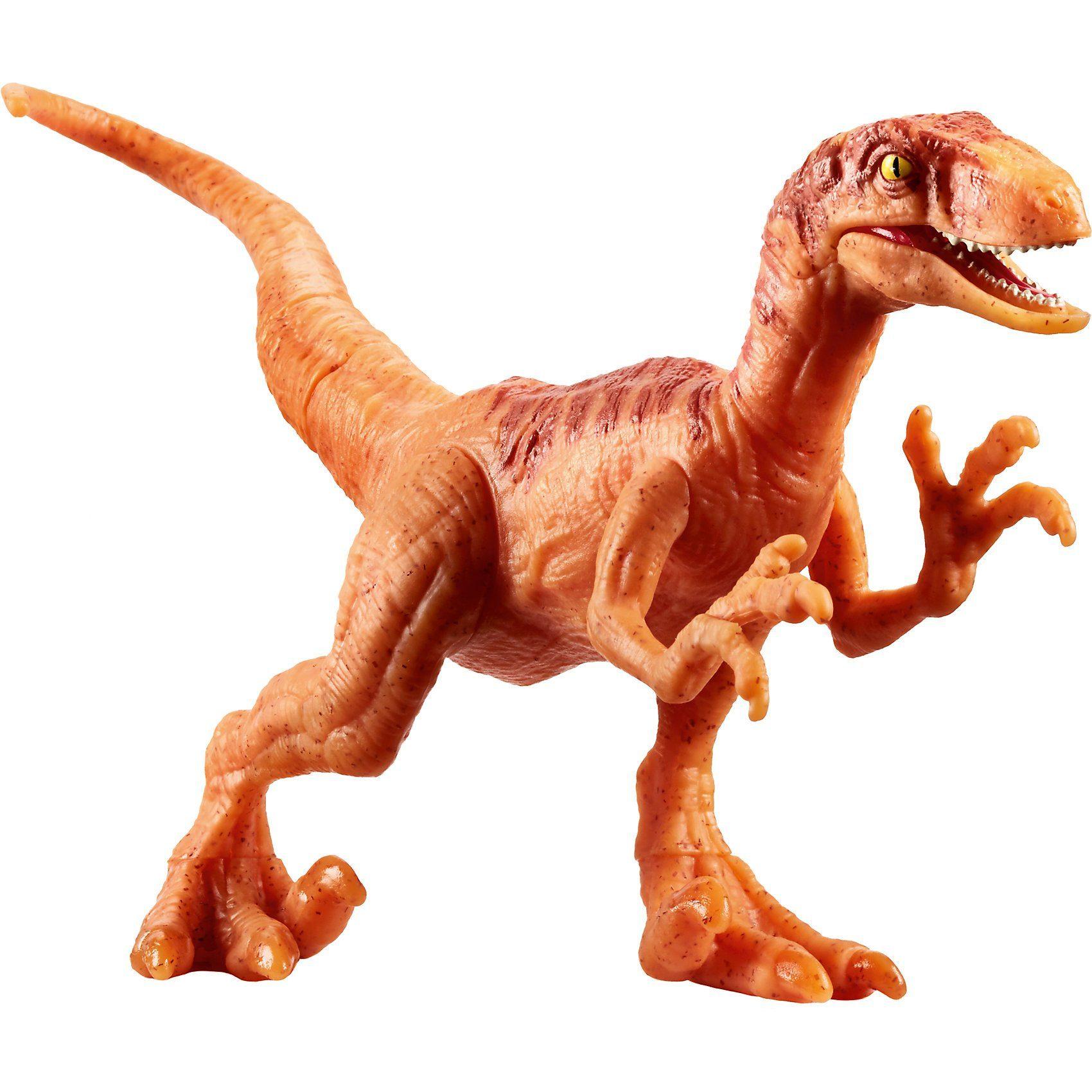 Mattel® Jurassic World Attack Pack Velociraptor Blue 2