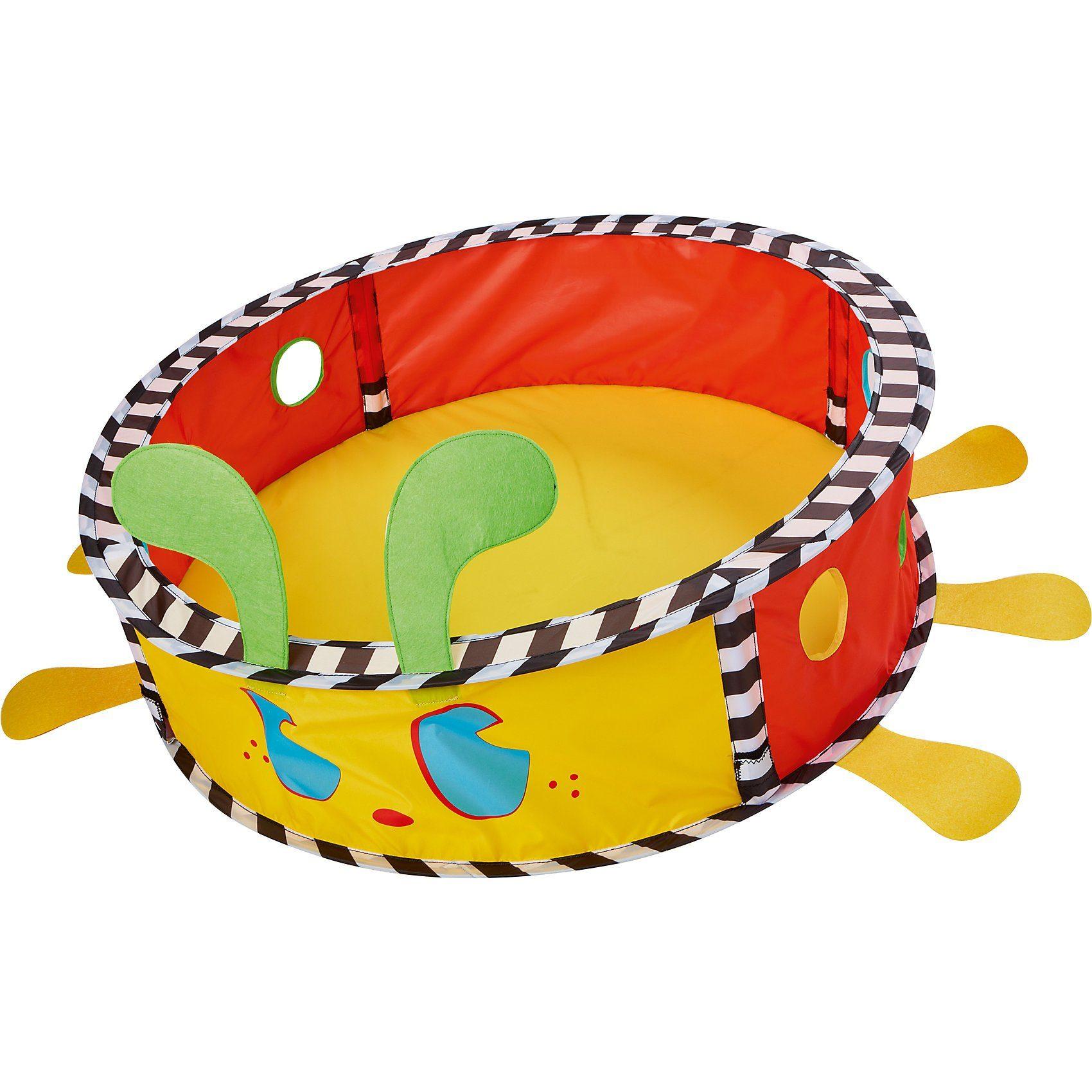 WORLDS APART Kinder Bällebad Ladybird Pop-Up
