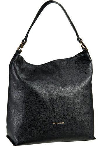 Damen COCCINELLE Handtasche Arlettis 1302 schwarz | 08059978017376